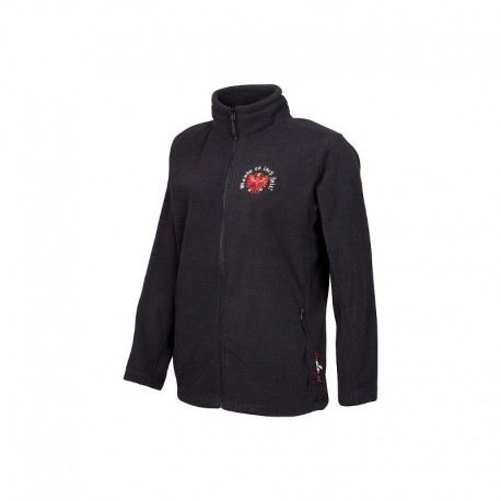 Full-Zip Kinder Fleece Jacke